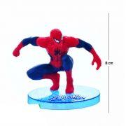 Action Figure Homem Aranha Modelo 5 8CM PVC
