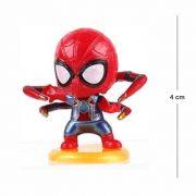 Action Figure Homem Aranha Modelo 8 4CM
