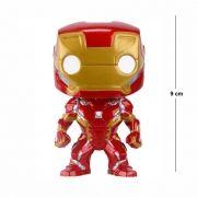 Action Figure  Homem de Ferro 9CM