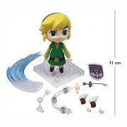 Action Figure Link The Legend of Zelda 11cm Articulado