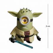 Action Figure Minion Yoda 8CM