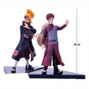 Action Figure Naruto Deidara + Gaara 16CM PVC