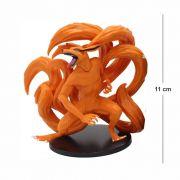 Action Figure Naruto Raposa de Nove Caudas Kyuubi - 11cm