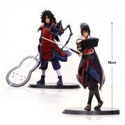 Action Figure Naruto Sasuke + Madara 16CM PVC
