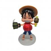 Figure Luffy - One Piece - 10CM