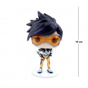 Action Figure Overwatch Tracer 10CM PVC