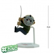 Action Figure Porta Bilhete Jason 5CM PVC