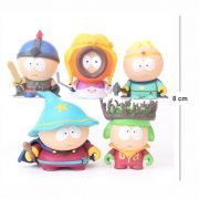 Action Figure South Park Game (5PÇS)