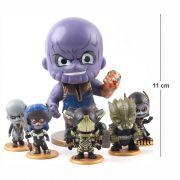 Action Figure Vingadores Thanos e a Ordem Negra 11CM