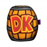 Almofada Formato Barill - Donkey Kong - 26X33