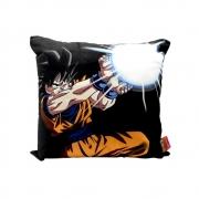 Almofada Goku - Dragon Ball - 40X40 (Veludo)