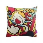 Almofada Hora da Aventura - Cartoon Network - 40X40 (Veludo)