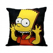 Almofada Bart Simpson Simpsons - 25X25