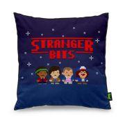 Almofada Stranger Bits - Stranger Things - 40X40