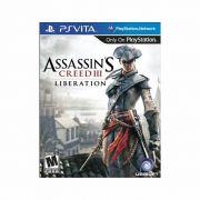 Assassin's Creed III Liberation -  PSVITA