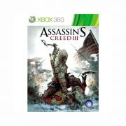 Assassins Creed 3 - Xbox 360