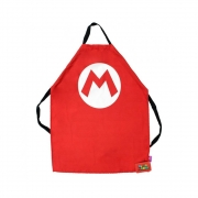 Avental Geek Mario - Nintendo - Poliéster