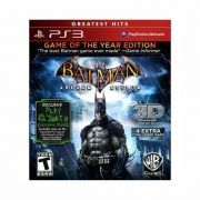 Batman Arkham Asylum GOTY Edition - PS3