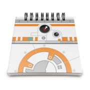 Bloco de Anotações Star Wars BB-8