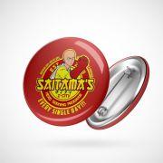Botton Button Geek Academia Saitama