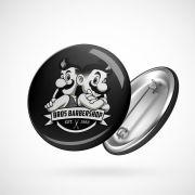 Botton Button Geek Barbearia Bros