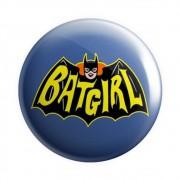 Botton Batgirl - DC Batman - 6X6