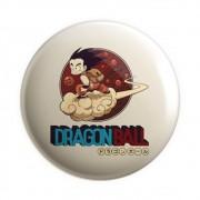 Botton Goku - Dragon Ball - 6X6