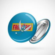 Botton Button Geek Fairy Tail