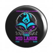 Botton Midlaner - League of Legends LOL - 6X6