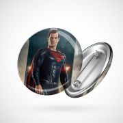 Botton Button Geek Liga da Justiça Superman