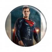 Botton Superman - Liga da Justiça - 6X6