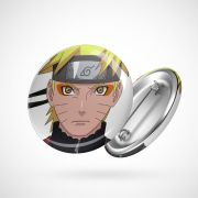 Botton Button Geek Naruto