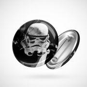 Botton Button Geek Star Wars Stormtrooper