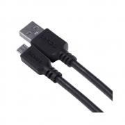 Cabo Micro USB para USB Tipo A - 2 Metros