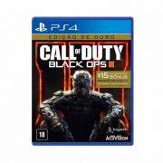 Call of Duty Black Ops III - Edição de Ouro - PS4