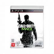 Call of Duty Modern Warfare 3 - PS3 - PS3