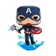 POP! Funko - Capitão América 573 - Vingadores: Ultimato