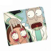 Carteira Geek Rick and Morty mod. 2