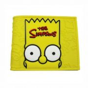 Carteira Geek Simpsons
