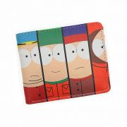 Carteira Geek South Park