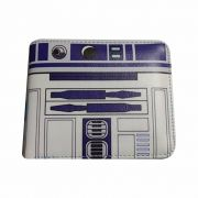 Carteira Geek Star Wars R2D2