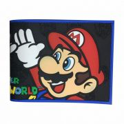 Carteira Geek Super Mario