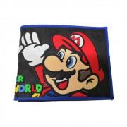 Carteira Super Mario World - Super Mario - Emborrachado
