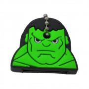 Chaveiro Capa de Chave Hulk - Vingadores Marvel - 4CM