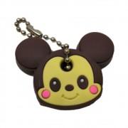 Chaveiro Capa de Chave Mickey - Disney - 4CM