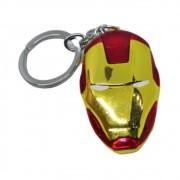 Chaveiro Metal Homem de Ferro - Marvel - 7CM