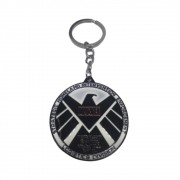 Chaveiro Metal Logo SHIELD - Marvel - 7CM