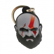 Chaveiro Resinado Kratos - God of War - 5CM