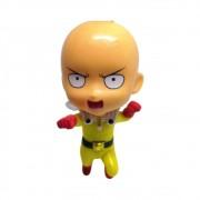 Chaveiro PVC Saitama - One Punch Man - 9CM