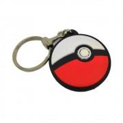 Chaveiro Resinado Pokebola - Pokémon - 5CM